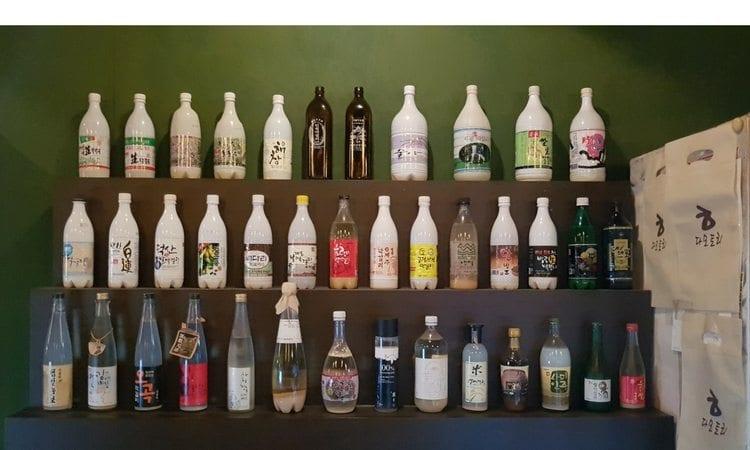 The 10 Best Makgeolli Bars in Seoul Damotori H Yongsan-gu