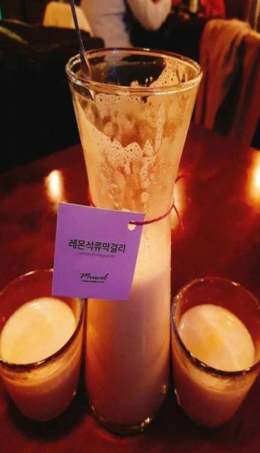 The 10 Best Makgeolli Bars in Seoul Moowol Gangnam-gu