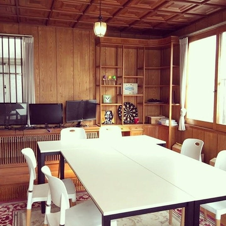 coworking spaces seoul hive arena yeongdeungpo