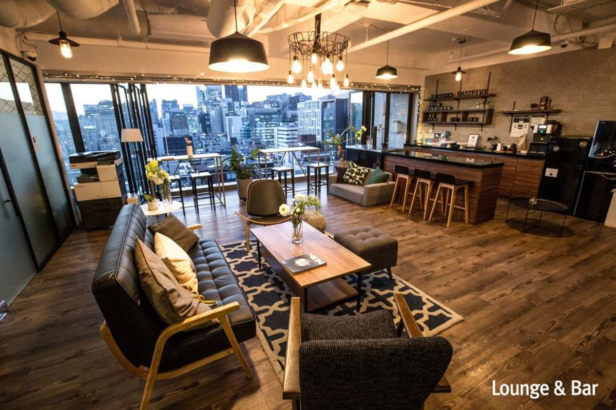 coworking spaces seoul fast five