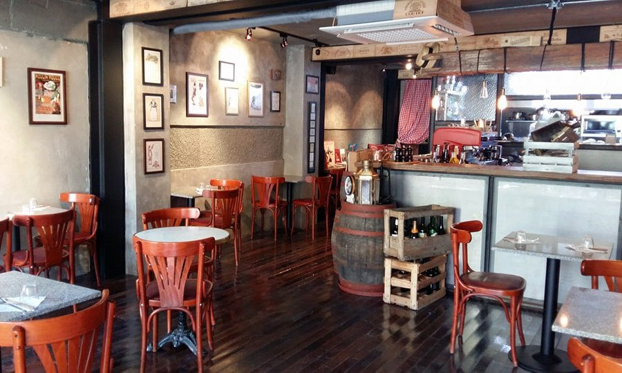La Planque French Restaurant Seoul