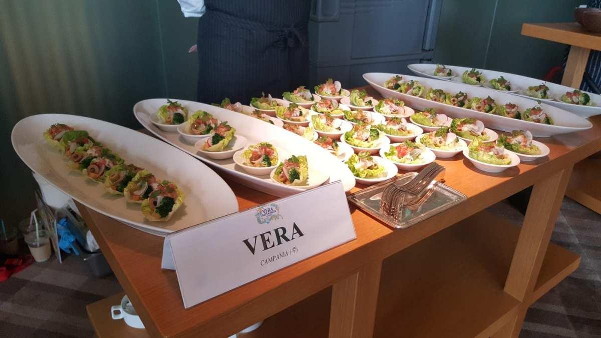7th Italian Food Festival Vera Italian Restaurant Seoul