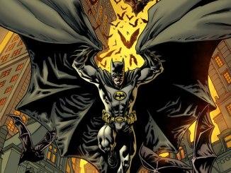 Batman New Costume