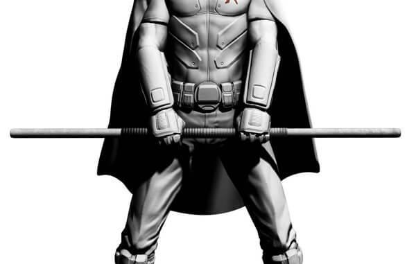 Arkham Asylum Robin