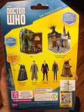 back of Walgreens David Tennant Figure in packaging