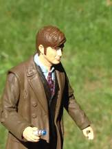 10th Doctor Walgreens figure
