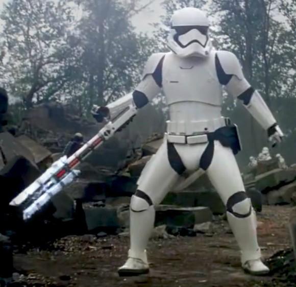 Baton Stormtrooper