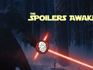 Star Wars - The spoilers awaken