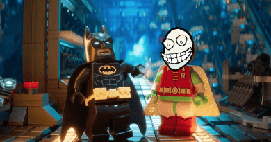 The LEGO Batman Movie: Quick Spoiler-free Thoughts