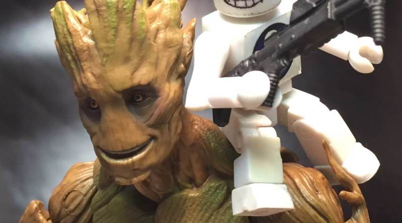 Action Figure Review: Marvel Legends Groot TRU Exclusive