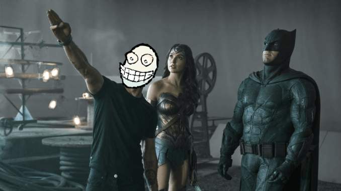 Justice League Movie behind the scenes