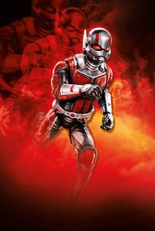 Hasbro 2018 MCU Ant-man figure