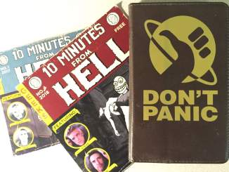 Don't Panic Ten Minutes From Hell