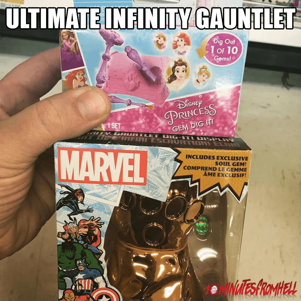 ultimate Infinity Gauntlet