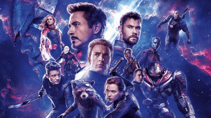 Avengers Endgame after credits