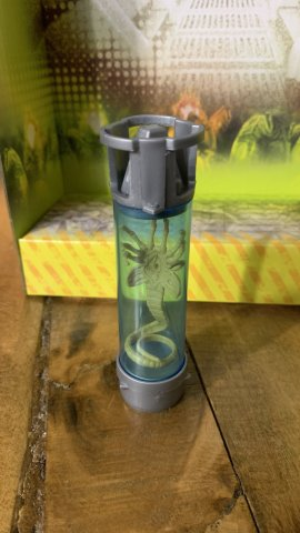 Lanard Toys Alien Warrior Xeno 7 inch Facehugger Accessory