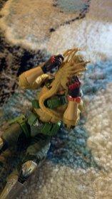 Lanard Toys Alien Facehugger and Hasbro G.I. Joe Classified Duke
