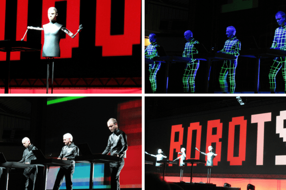 Kraftwerk at Manchester International Festival