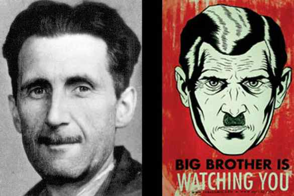 George Orwell Nineteen Eighty-Four