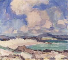 clouds and sky iona peploe
