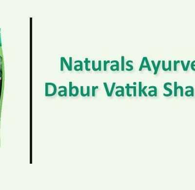 Naturals Ayurvedic Dabur Vatika Shampoo – Review