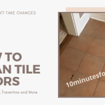 How to Clean Tile Floor