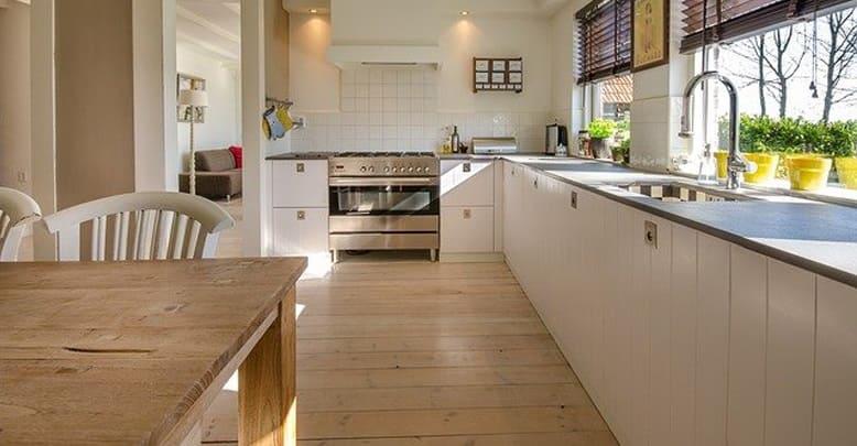 Light Hardwood Floors
