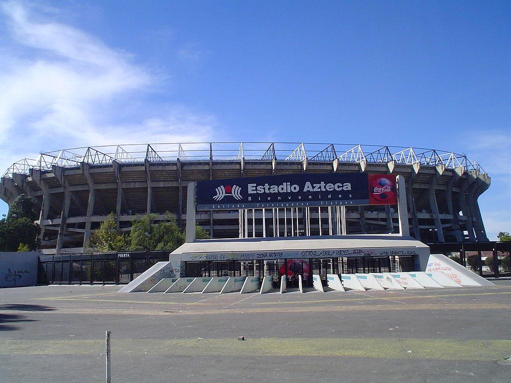 10 Largest Stadiums In The World: Estadio Azteca, Mexico