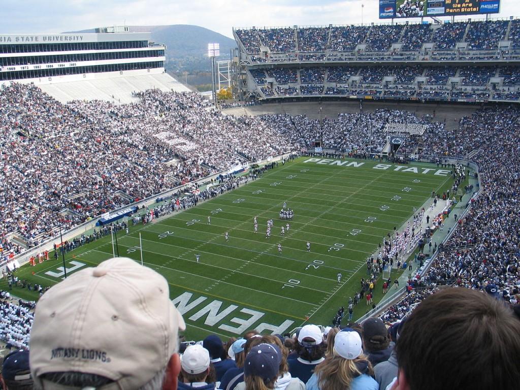 Beaver Stadium, State College, PA, United States