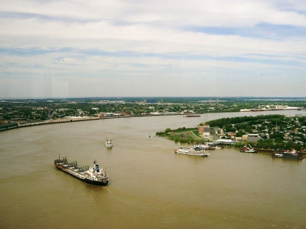 10 Longest Rivers In The World: Mississippi River