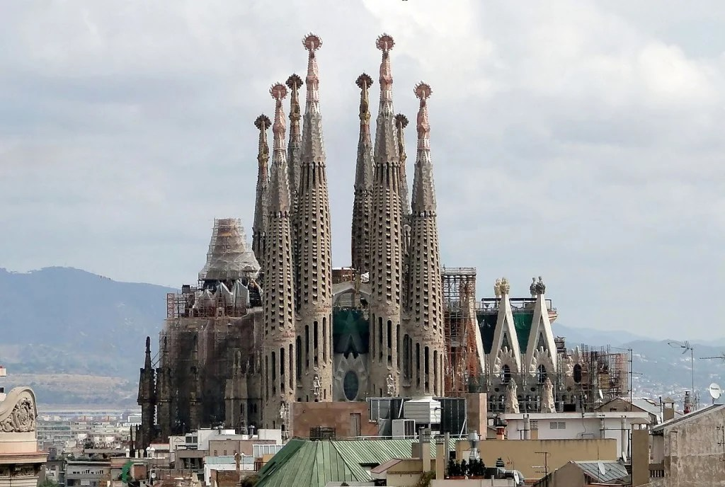 Most Famous Churches In The World: Sagrada Familia, Barcelona