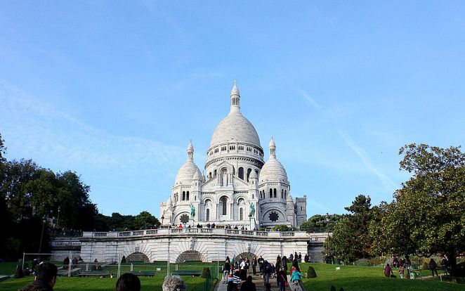 Staircases Worth The Climb: Sacre Coeur and Montmartre