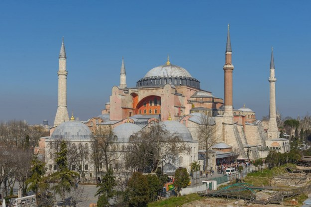 Most Famous Churches In The World: Hagia Sophia, Istanbul