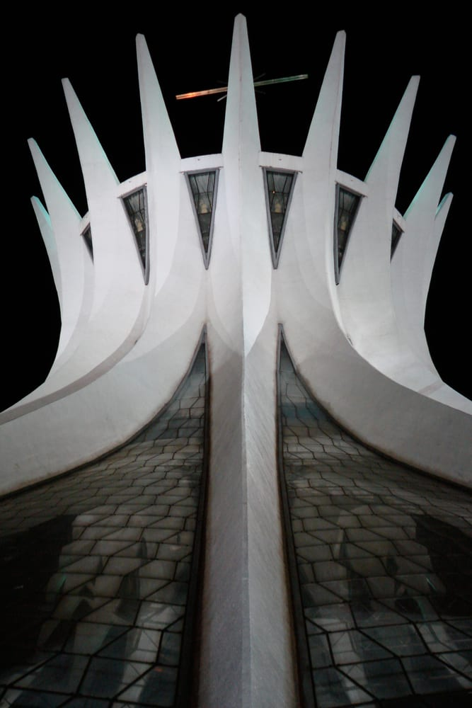 Most Unique Churches In The World: Cathedral of Brasilia, Brasilia