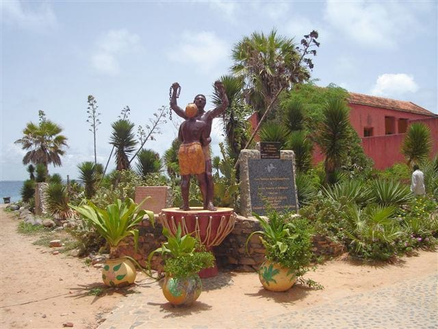 Historic Prisons From Around The World: House of Slaves, Goree Island, Senegal