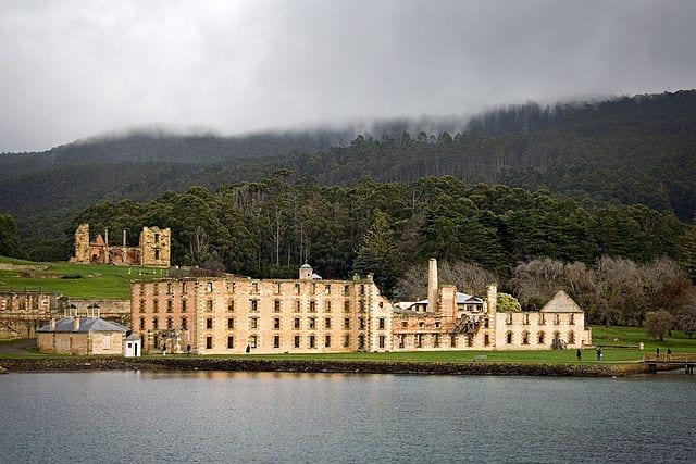 Historic Prisons From Around The World: Port Arthur Penitentiary, Australia