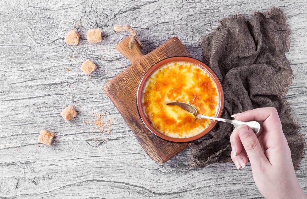 Most Popular Desserts - Creme Brulee