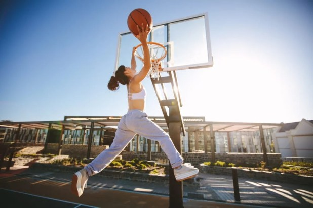 Most Popular Sports for Girls - Basketball