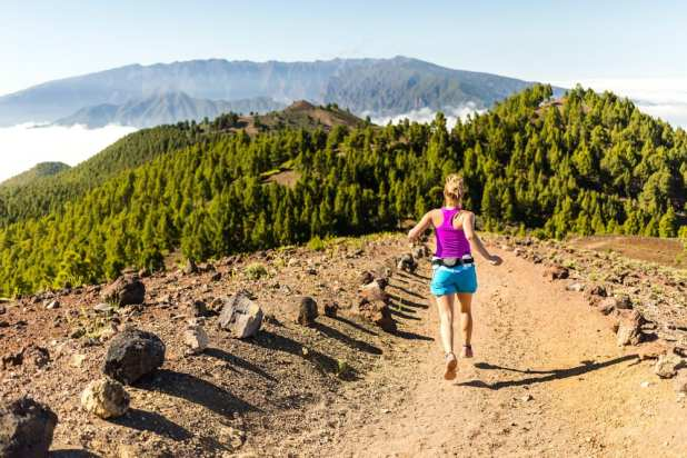Most Popular Sports for Girls - Cross Country
