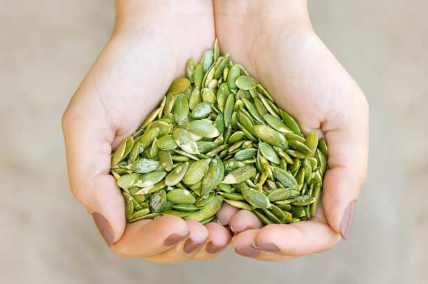 Most Nutritious Seeds - pumpkin seeds
