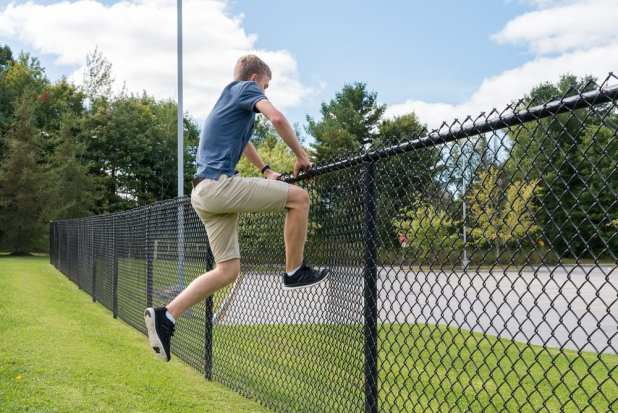 Most Dangerous Products in School - fences