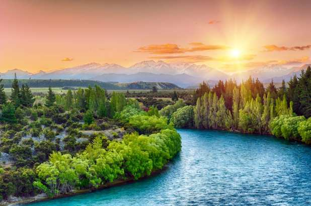 Most Peaceful Countries - New Zealand