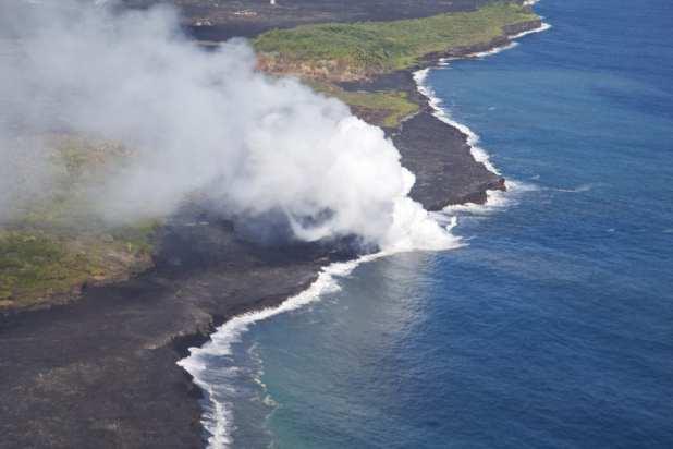 Most Dangerous Beaches - Kilauea Black Sand Beach