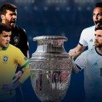 Nhận định bóng đá Brazil vs Argentina, 07:00 ngày 11/07/2021, Copa America