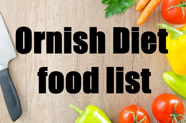 ornish diet