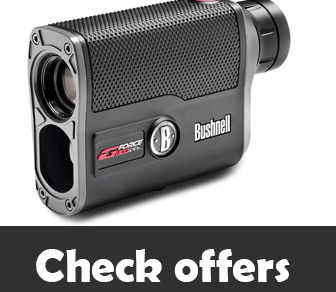 Bushnell 6×21 G-Force 1300 ARC Laser Rangefinder
