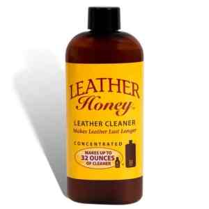 Leather Cleaner by Leather Honey review