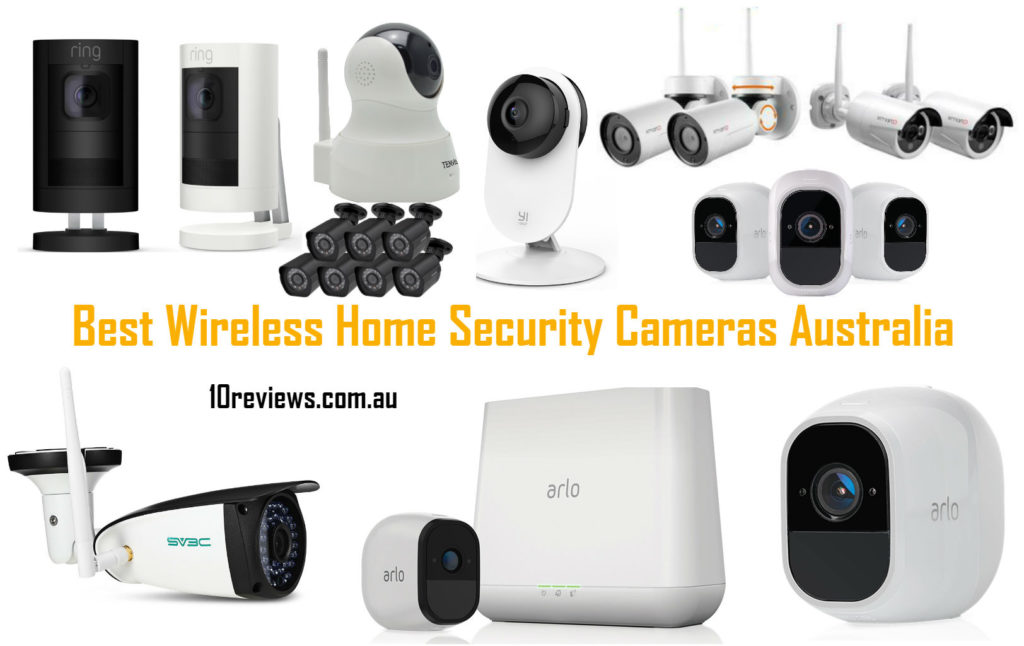 Wireless Home Security Reviews
