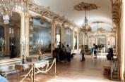 A grand hall at Chantilly
