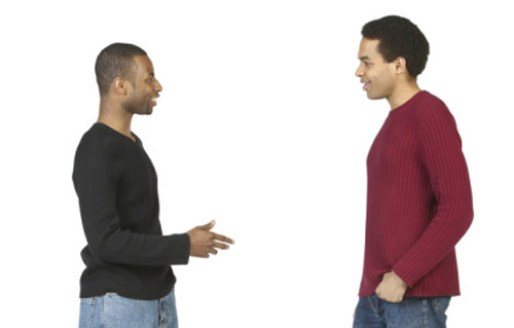 """""""Wait...we gay? I just was living with you cause your jeans and shoe game is proper."""""""